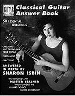 Classical Guitar Answer Book