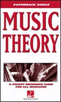 Music Theory - Paperback Songs