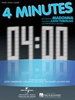 4 Minutes - Sheet Music