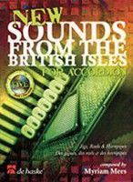 New Sounds From The British Isles for Accordion
