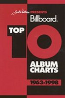 Billboard Top 10 Album Charts -- 1963-1998