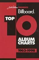 Billboard Top 10 Album Charts -- 1963-1998