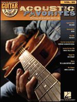 Acoustic Favorites - Guitar Play-Along Series