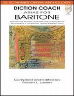 Diction Coach - Arias For Baritone