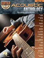 Acoustic Anthology - Guitar Play-Along Series