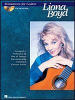Minatures For Guitar - Liona Boyd