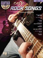 Easy Rock Songs - Guitar Play-Along Series