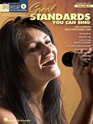 Great Standards You Can Sing Pro Vocal Women's Edition