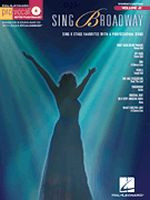 "Sing Broadway -  """" Sing Broadway Pro Vocal Women's Edition"