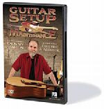 Guitar Setup & Maintenance DVD
