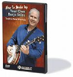 Make Up Your Own Banjo Solos DVD