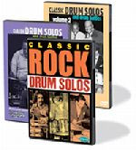 Super Classic Drum Pack 3-DVD Set