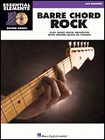 Barre Chord Rock - Essential Elements Guitar Songs