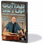 More Guitar Setup & Basic Modifications DVD