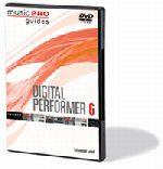 Digital Performer 6 - Advanced Level DVD