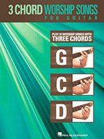 3-Chord Worship Songs for Guitar