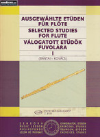 Selected Studies For Flute - Volume 1