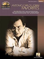 Antonio Carlos Jobim Favorites - Piano Play-Along