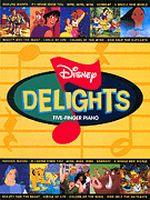 Disney Delights - Five Finger Piano Songbook