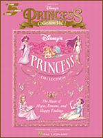Disney's Princes Collection, Volume 1 - Five Finger Piano Songbo