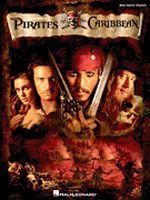 Pirates of the Caribbean - Big Note Songbook
