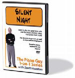 The Piano Guy 1-ON-1 Series - Silent Night DVD