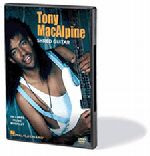 Tony MacAlpine - Shred Guitar DVD