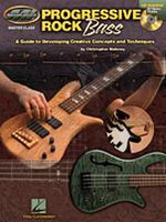 Progressive Rock Bass