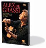 Alex de Grassi - Acoustic Fingerstyle Guitar DVD