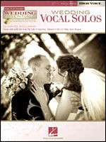 Wedding Vocal Solos - High Voice