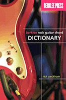 Berklee Rock Guitar Chord Dictionary