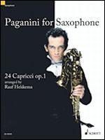 Paganini for Saxophone