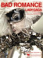 Bad Romance - Sheet Music