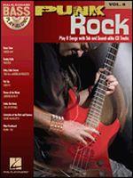 Punk Rock - Bass Play-Along Series