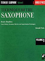 Technique of the Saxophone