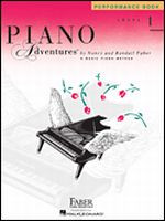 Piano Adventures - Lesson 1, Performance Book