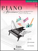 Piano Adventures - Lesson 1, Theory Book