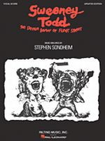 Sweeney Todd - Vocal Score