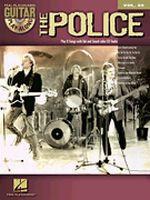 The Police Guitar Play-Along Book & CD - TAB