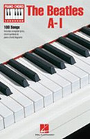 The Beatles A-I Piano Chord Songbook