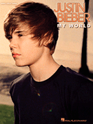 Justin Bieber - My World - Piano/Vocal/Guitar