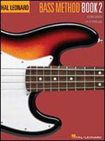 Hal Leonard Bass Method - Book 2- Book Only
