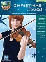 Christmas Favorites - Violin Play-Along Series