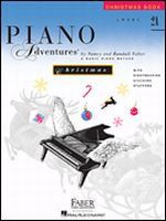 Piano Adventures® - Level 2A CHRISTMAS BOOK