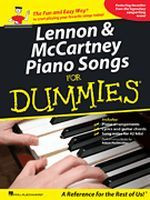 Lennon & McCartney Piano Songs for Dummies
