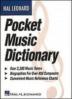 Hal Leonard Pocket Music Dictionary