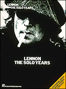 Lennon - The Solo Years - Piano/Vocal/Guitar