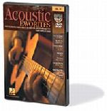 Acoustic Favorites Guitar Play-Along DVD