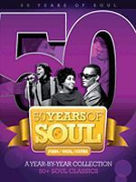 50 Years of Soul - A Year-by-Year Collection Songbook