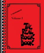The Real Rock Book - Volume 1 - C Instruments